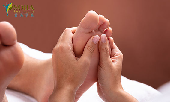 PROVIDE HAND AND FOOT REFLEXOLOGY (手足反射)(SKILLSFUTURE APPROVED)